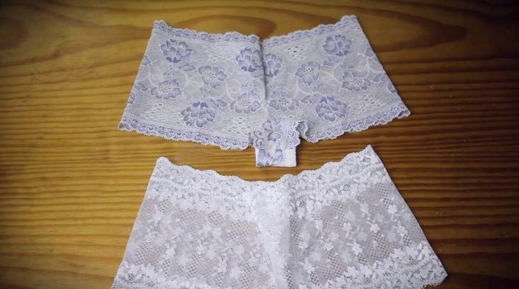 7af177646b94 Como hacer ropa interior para dama en pocos pasos