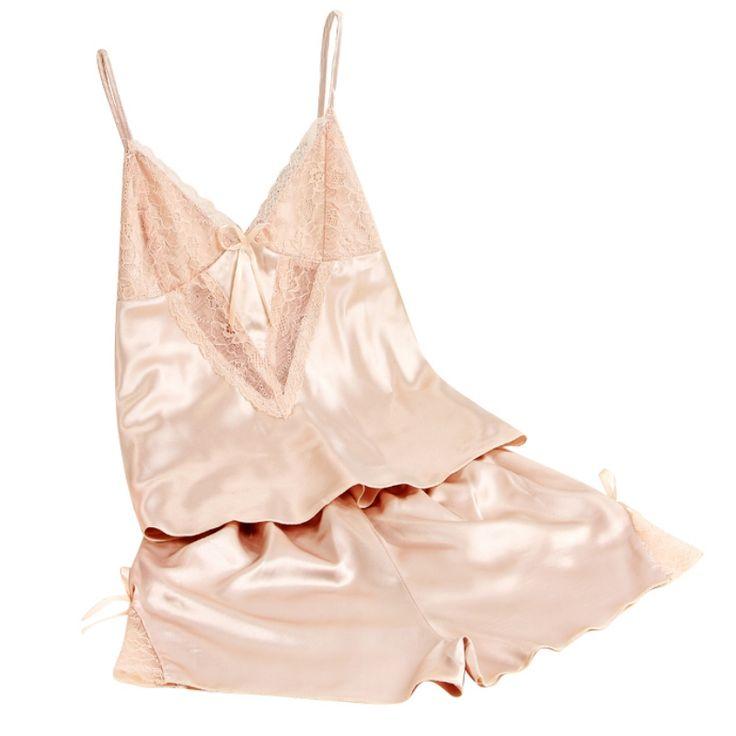 165c2d941 Como hacer pijamas de mujer sencillo