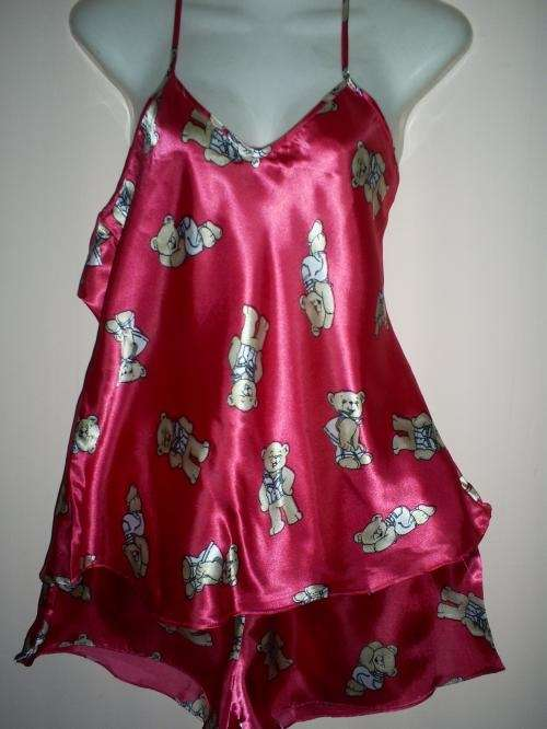 2bb1e318b2 Como hacer pijamas de mujer sencillo