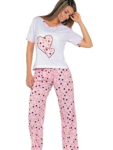 c62dea07cb Como hacer pijamas de mujer sencillo