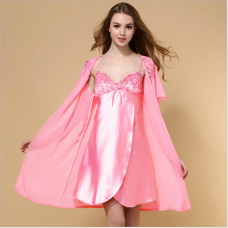 7ce3a4f9fd Como hacer un camisón de verano con tejido suave y cómodo