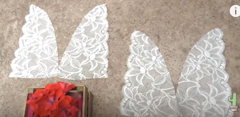 Como hacer corpi os de encaje sensuales y atrevidos for Encaje ropa interior